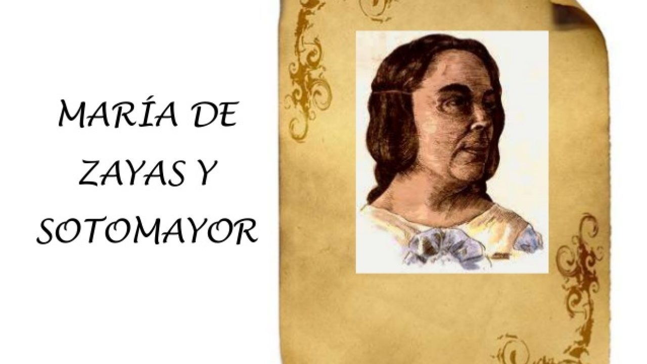 """Resultado de imagen de María de Zayas Sotomayor"""""""