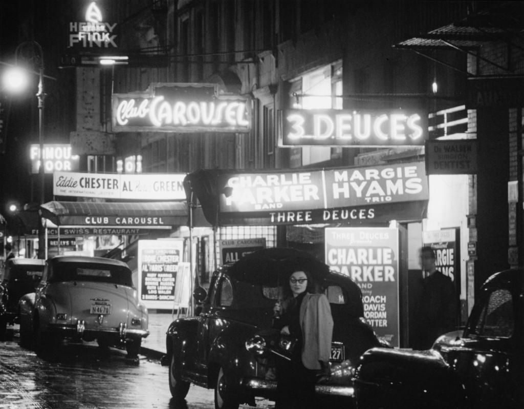 Fonollosa 1. 52 STREET NEW YORK CITY Le Miau Noir