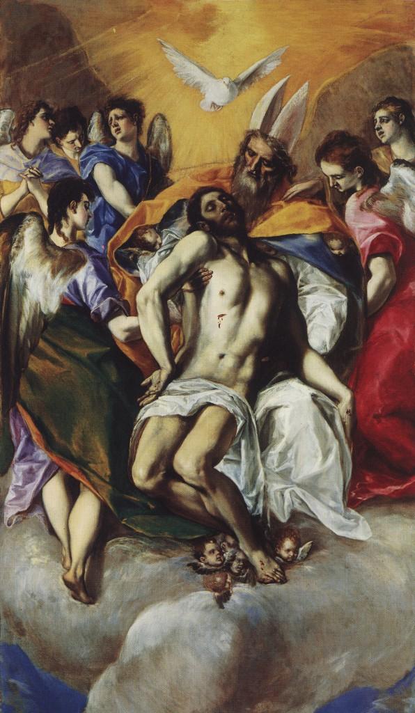 El Greco La Trinidad